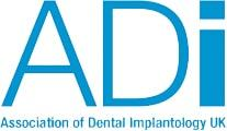 Association of Dental Implantology logo